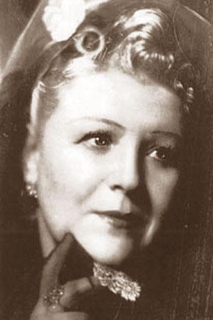 «Королева патефона» Изабелла Юрьева