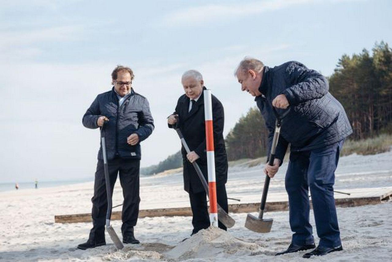 Варшава хочет создать новый очаг напряжённости на Балтике