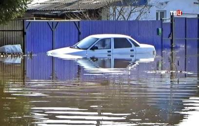 В Приморье ливни затопили сотни жилых домов