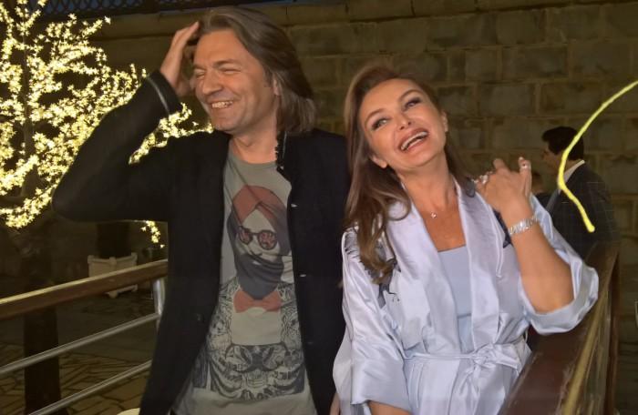Дмитрий и Елена Маликовы: семейное счастье, начавшееся с фотографии