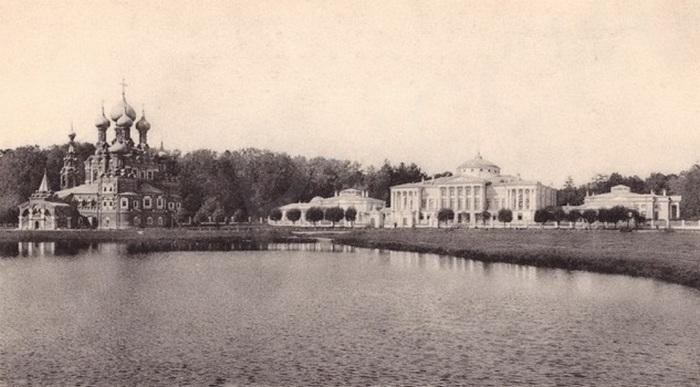 Окрестности Москвы, которые сегодня стали столицей.