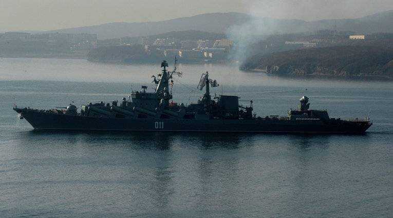 Чем Тихоокеанский флот России может ответить ВМС США