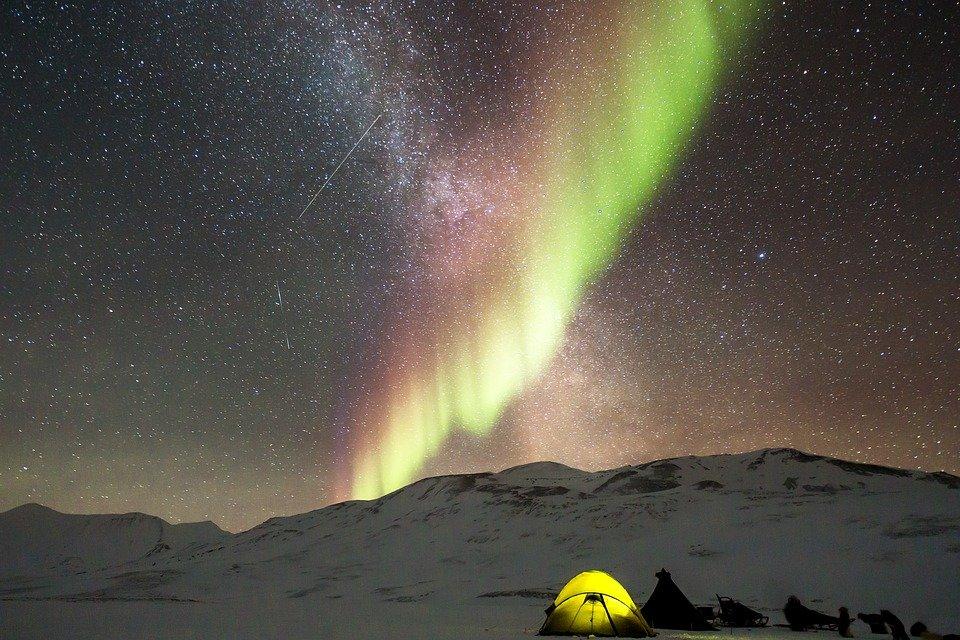 Магнитный полюс Земли сдвигается в сторону Сибири