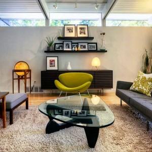 Как сочетать разную мебель в одном помещении