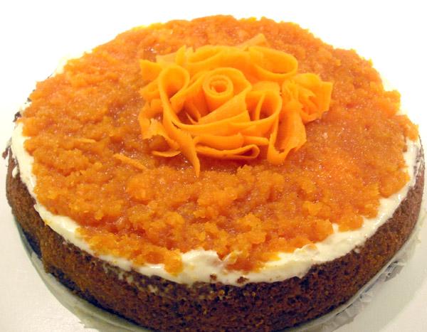7 легких и вкусных десертов из моркови