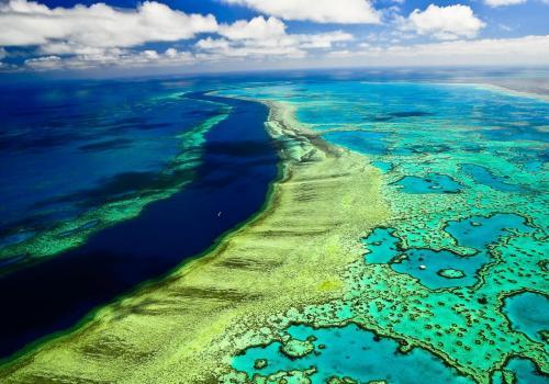 Большой Барьерный риф в Авст…