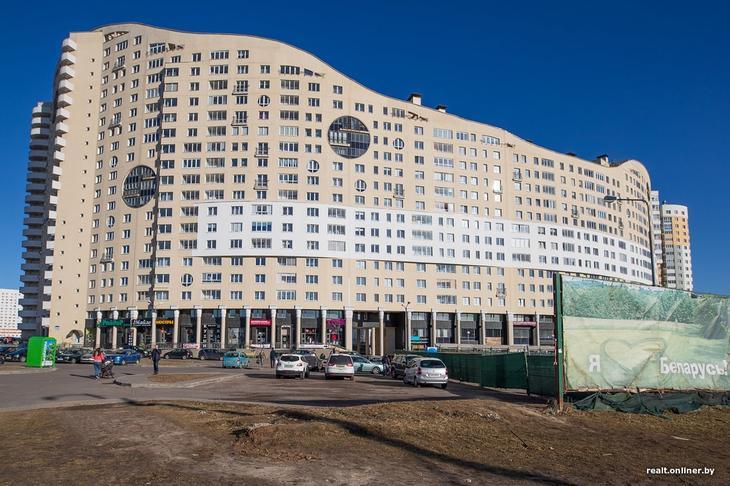 Ремонт с обстановкой в «двушке» на проспекте Дзержинского за $22 000