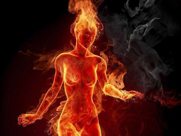 Секреты использования пламени для лечения