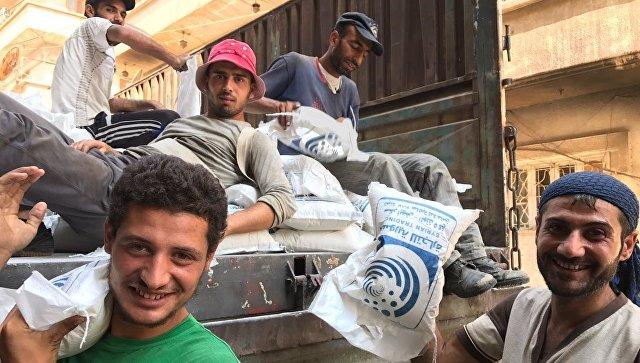 Освобожденный Дейр-эз-Зор: сирийское гостеприимство после трех лет голода