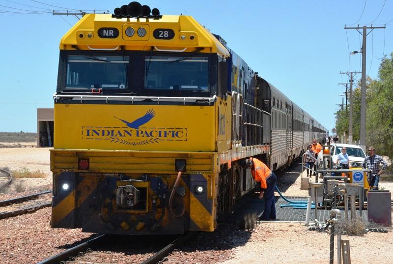 Трансконтинентальное путешествие по Австралии на самом поездатом поезде