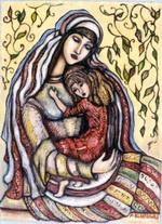 Молитва матери за дочь, чтобы у нее были дети