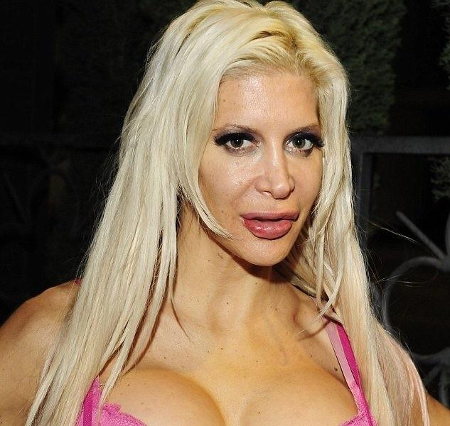 "Анжелика ""Френчи"" Морган: Барби красота, модификации, операции, пластика, пластическая хирургия, трансформации, фото, фрики"
