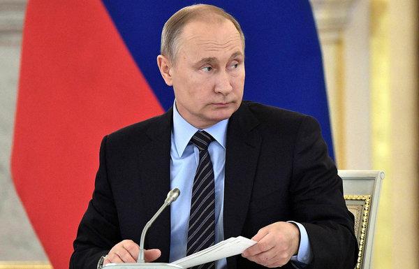 Владимир Путин ужесточил бор…