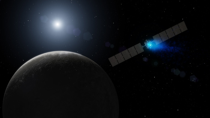 Зонд «Dawn», запущенный 11 лет назад, прекратил свою миссию и навсегда отключился