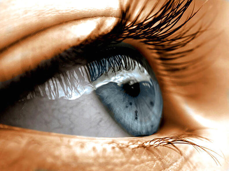 Пальминг – восстановление зрения, упражнение для глаз