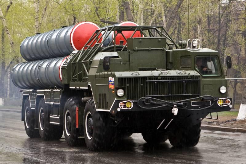 Система ПВО в Сирии: С-300 как ответ на события и ее возможные последствия