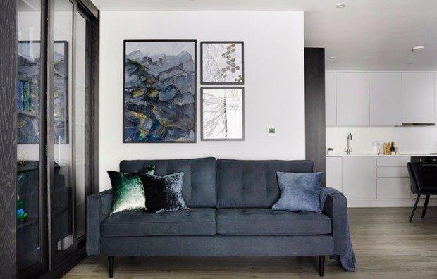 Оттенки серого: как визуально сделать интерьер более дорогим