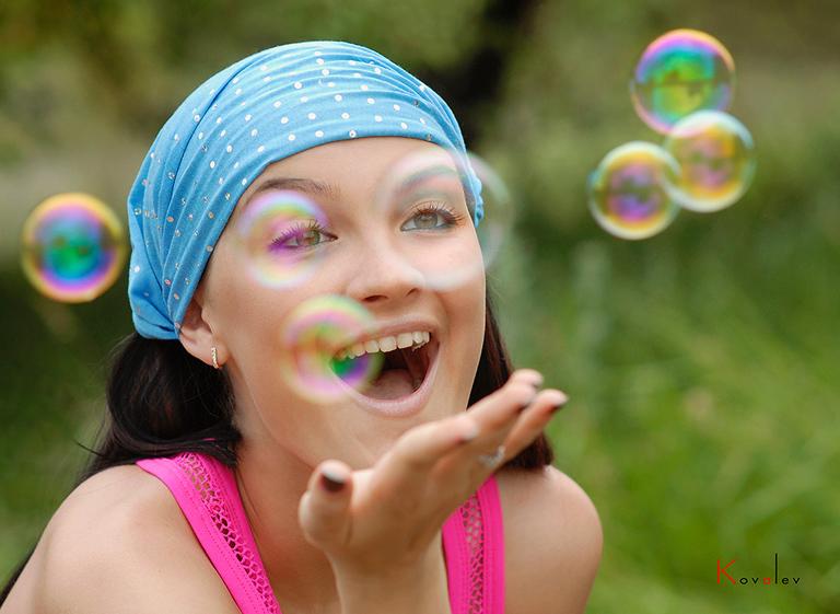 «Управляя своим счастьем, вы становитесь могущественными»: как запустить цепочку удач