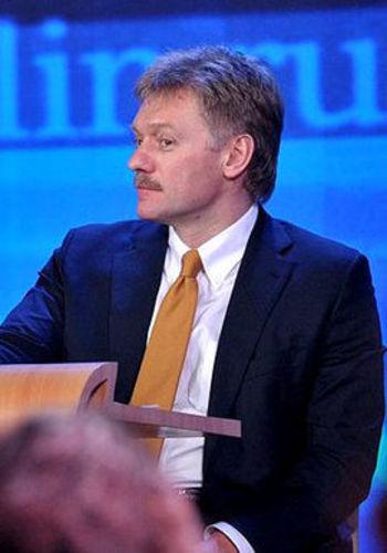 Песков подтвердил, что Меркель прилетит к Путину в Сочи 2 мая