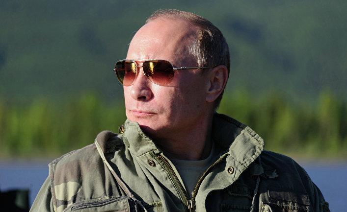 Путин — действительно выдающийся политик. (Феникс, Китай)