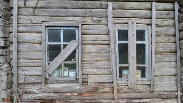 Село в 13 домов: как доживает свой век самый труднодоступный поселок Алтая