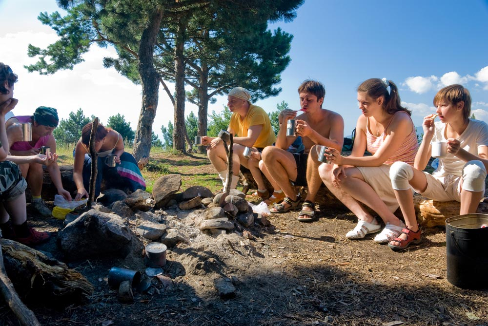 Крым, Артек, Сербия: волонтеры и дети расширяют горизонты