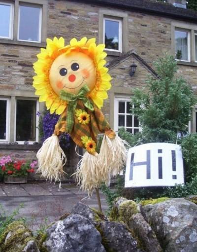 Пугало огородное: испугаться или рассмеяться?