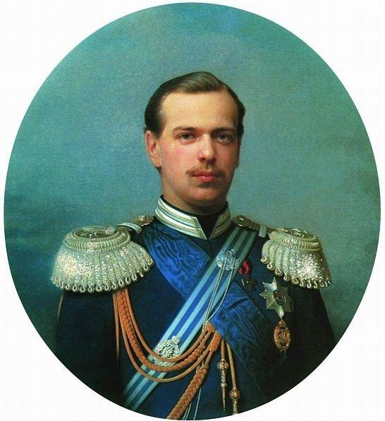 Как Александр III с Европой …