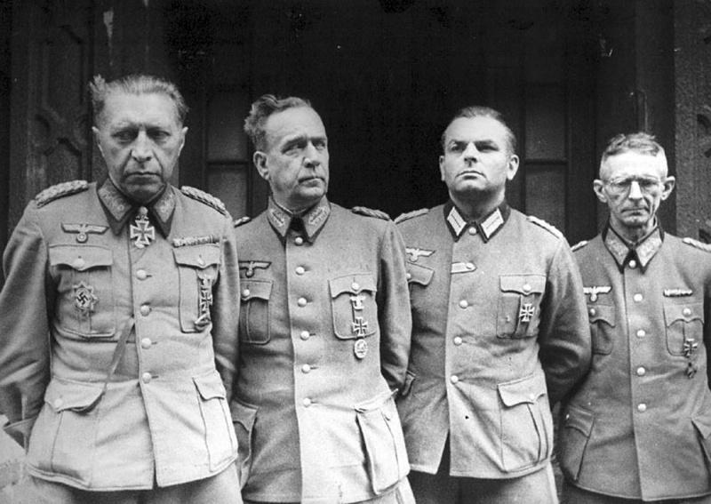 Рассказ последнего немецкого коменданта о штурме Берлина