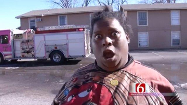 Мем: Здание в огне (Ремикс) - Michelle Dobyne