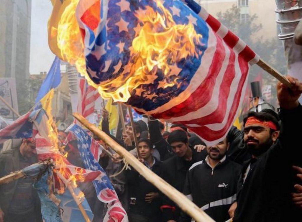 США споткнулись об Иран