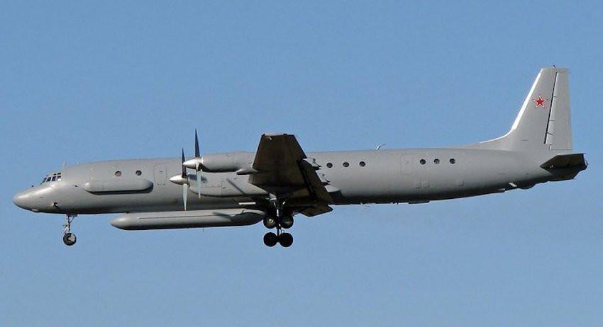 Самолёт ВКС пропал во время …