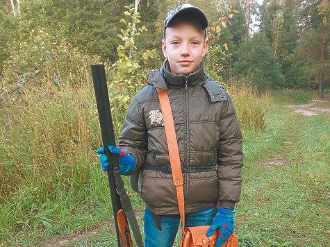 Дети и охота: увидеть своими глазами