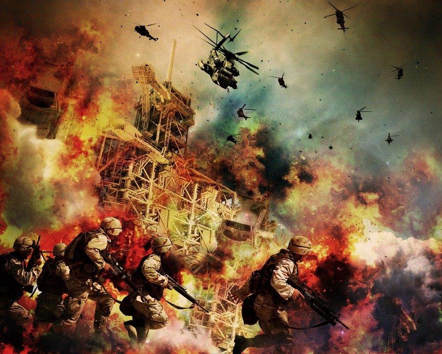 Большую войну на Ближнем Вос…