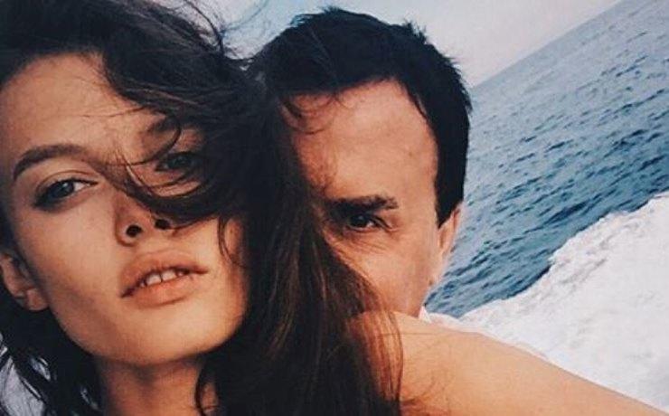 55-летний топ-менеджер «Лукойла» женился на17-летней модели