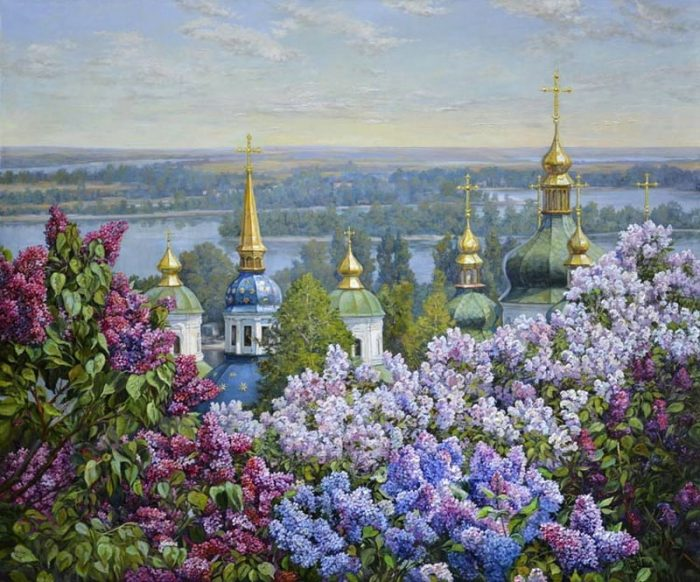 художник Эдуард Панов картины -2 - 01