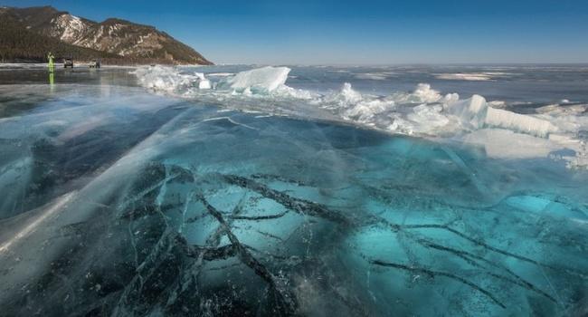 Уфологи обнаружили на дне озера Байкал пришельцев