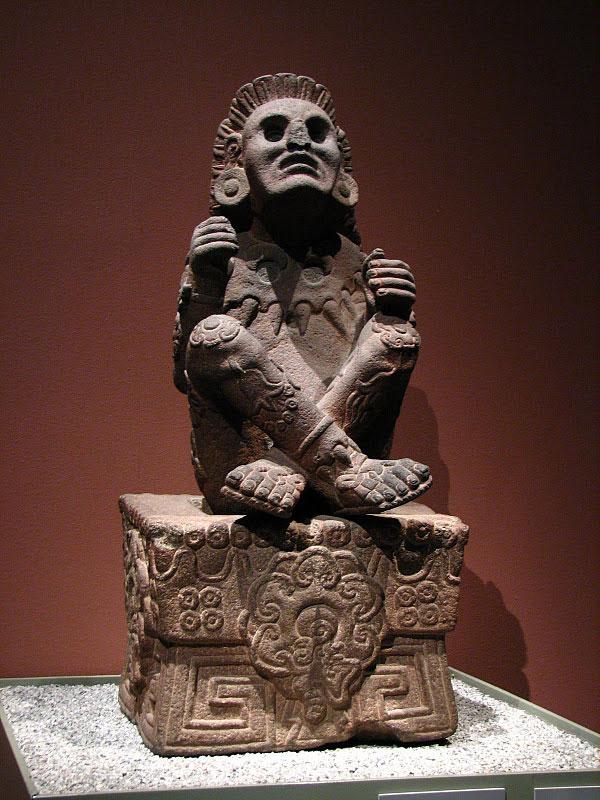 Артефакты ацтеков, альмеков и майя