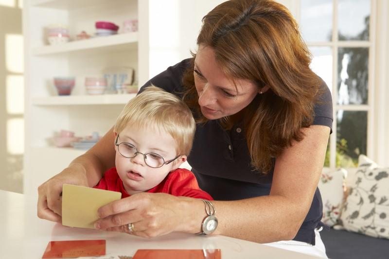 дети с синдромом дауна как развиваются