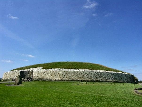 Ньюгрейндж - старейшее культовое сооружение в мире