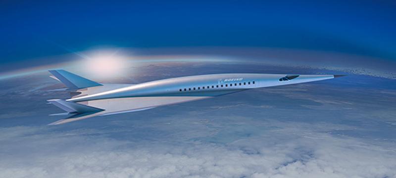 Boeing представил концепт ги…