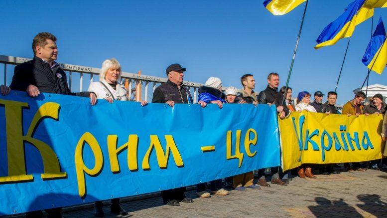 Крым украине отдал совсем не Хрущев