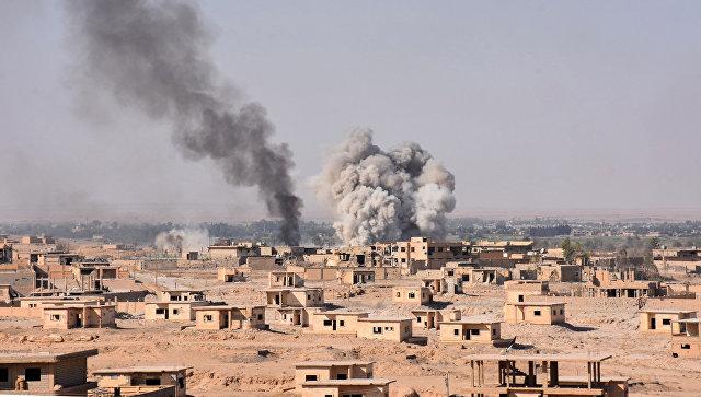 Новости Сирии. Сегодня 19 сентября 2017