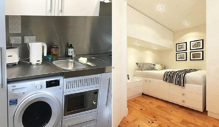 Комфортабельное индивидуальное жилье для бездомных британцев (iKozie).
