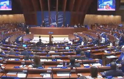 Россия определится с членством в ПАСЕ до конца года