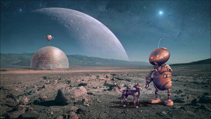 Гравитация суперземель может не пускать их обитателей в космос