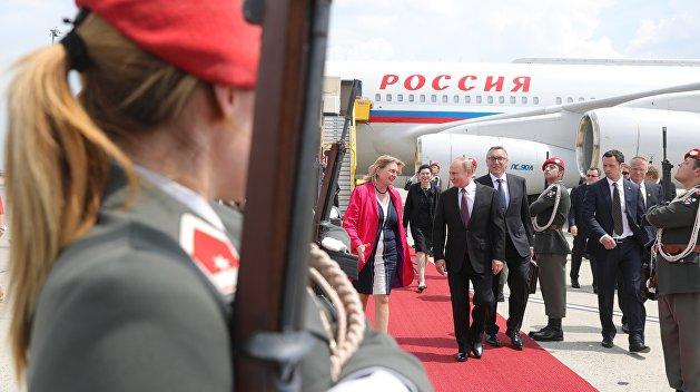 Путин: Операция «Свадьба» (УкроСМИ)