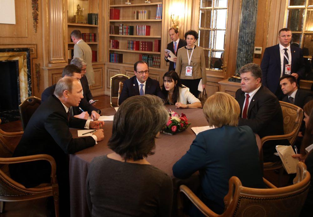 Почему Украина не Россия, а Порошенко не Путин