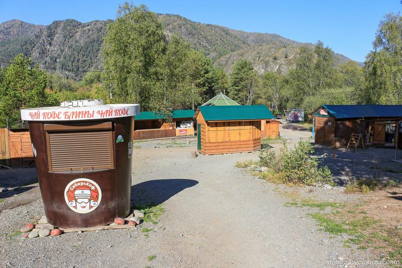 Чемал — село в Республике Алтай. Это нужно увидеть !!!!! Республика Алтай, россия, фоторепортаж, чемал