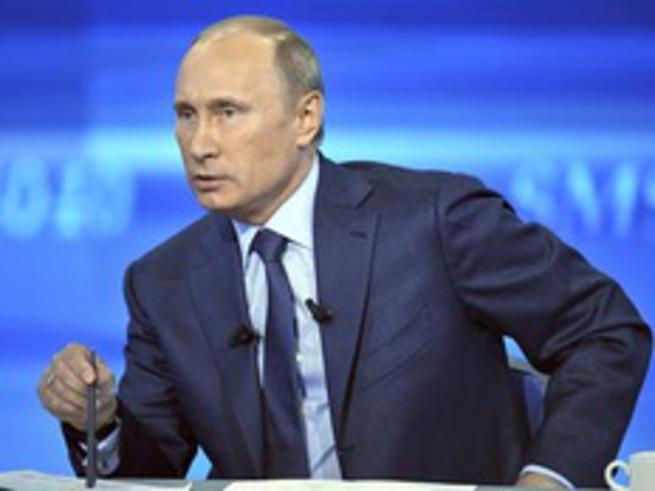 Прямая линия с Путиным обрушила доллар и евро